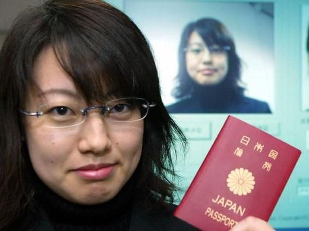 Paspor Jepang Jadi yang Terkuat di Akhir Tahun 2018