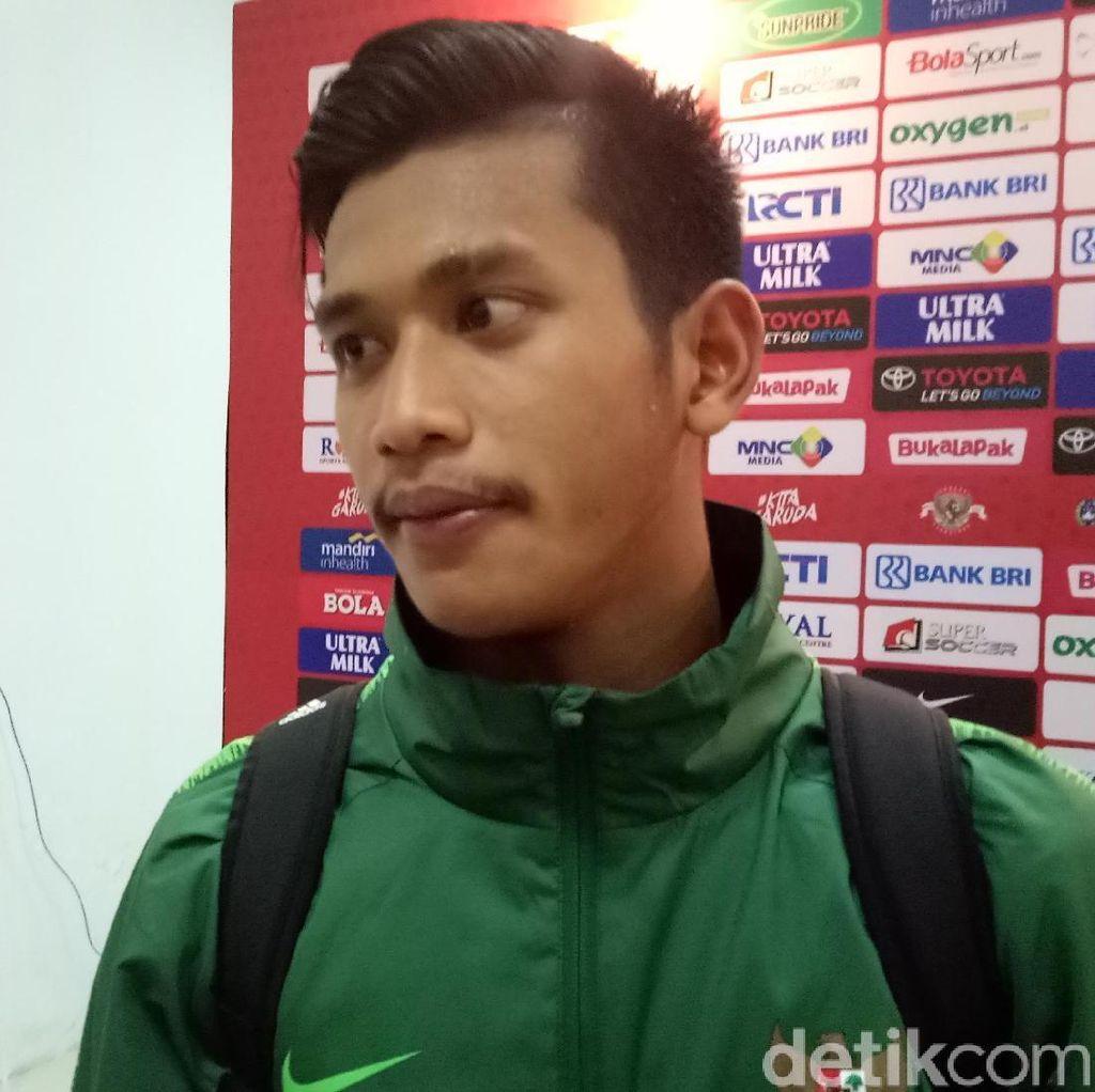 Indra Mustafa: Alhamdulillah Bela Timnas Lagi