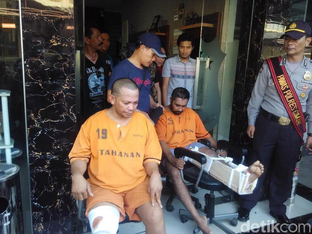 2 Pencuri Spesialis Pecah Kaca Mobil Diringkus Polisi di Bandung