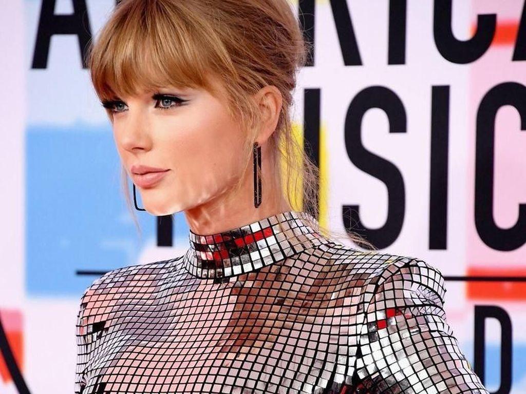 Taylor Swift Jadi Musisi Paling Laris di Dunia