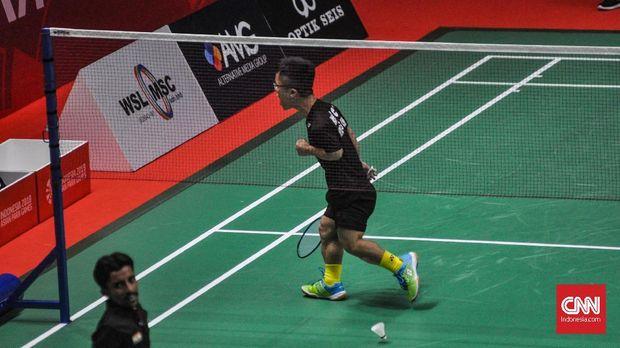Wong Chun Yim rutin mengikuti kejuaraan para bulutangkis.