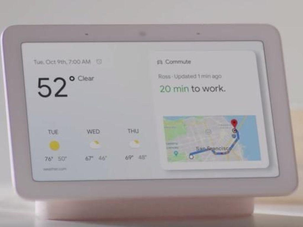 Google Home Hub, Asisten Pintar yang Dilengkapi Layar