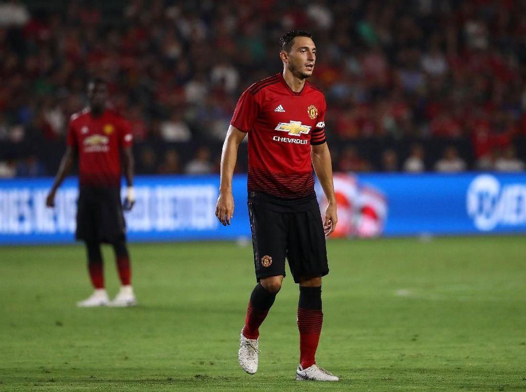 Darmian: Milan dan Man United Klub Besar di Dunia