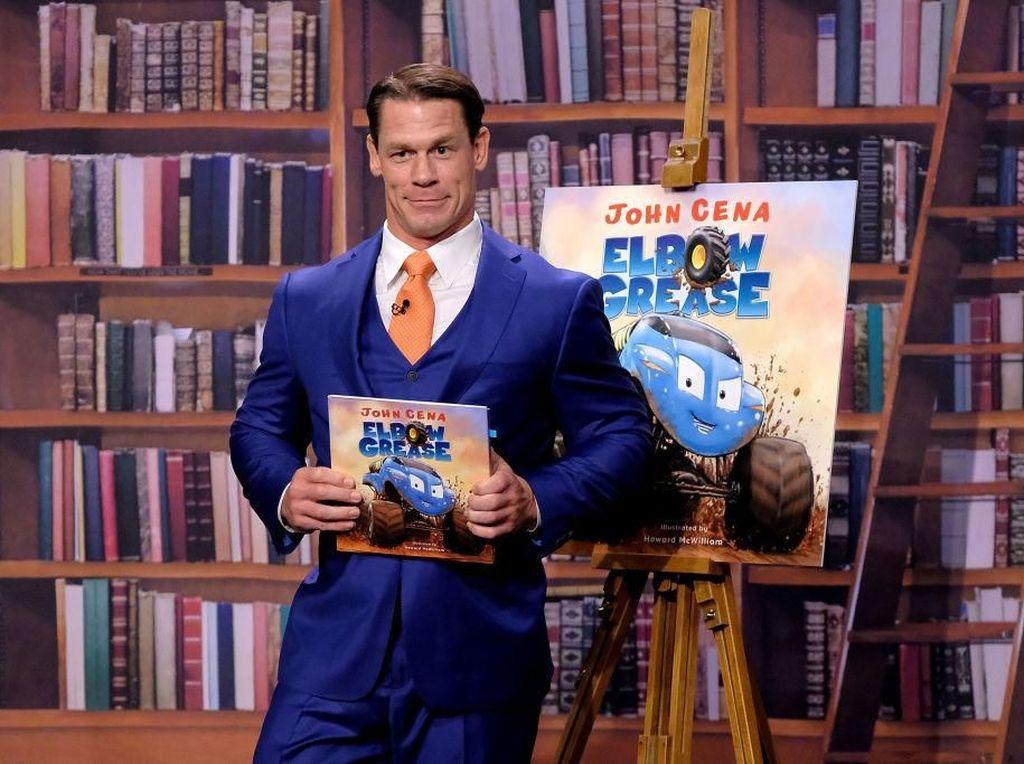 John Cena Tertarik Jadi Captain America?