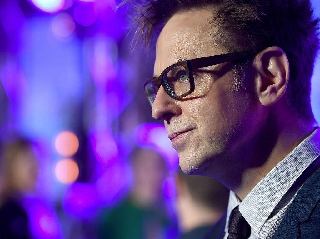 Sambutan Zoe Saldana untuk James Gunn Balik ke Guardians of The Galaxy