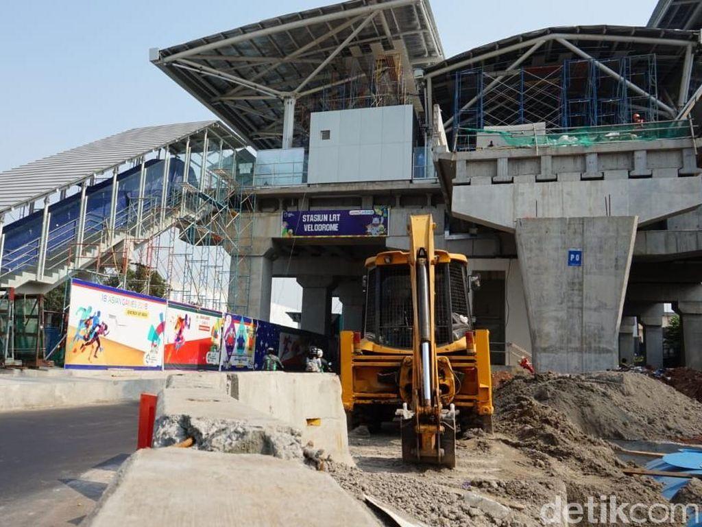 Januari 2019, Kelapa Gading-Velodrome Bisa Naik LRT