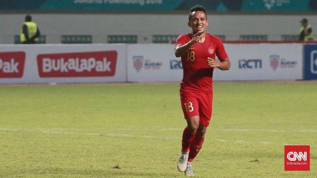 Timnas Indonesia Percaya Diri dengan Dua Striker di Piala AFF