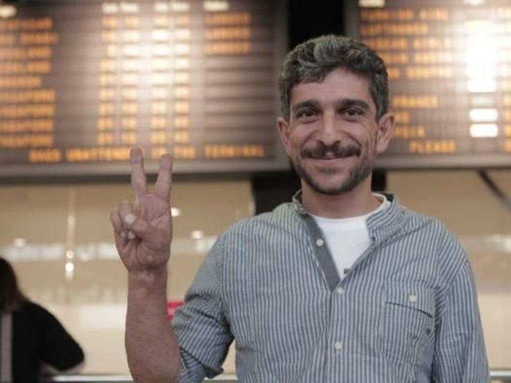 Mengaku Wartawan, Pria Australia Ini Dituduh Sebagai Teroris Kurdi
