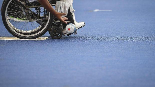 Lawn bowls sudah memberi lima medali emas untuk Indonesia di Asian Para Games 2018.