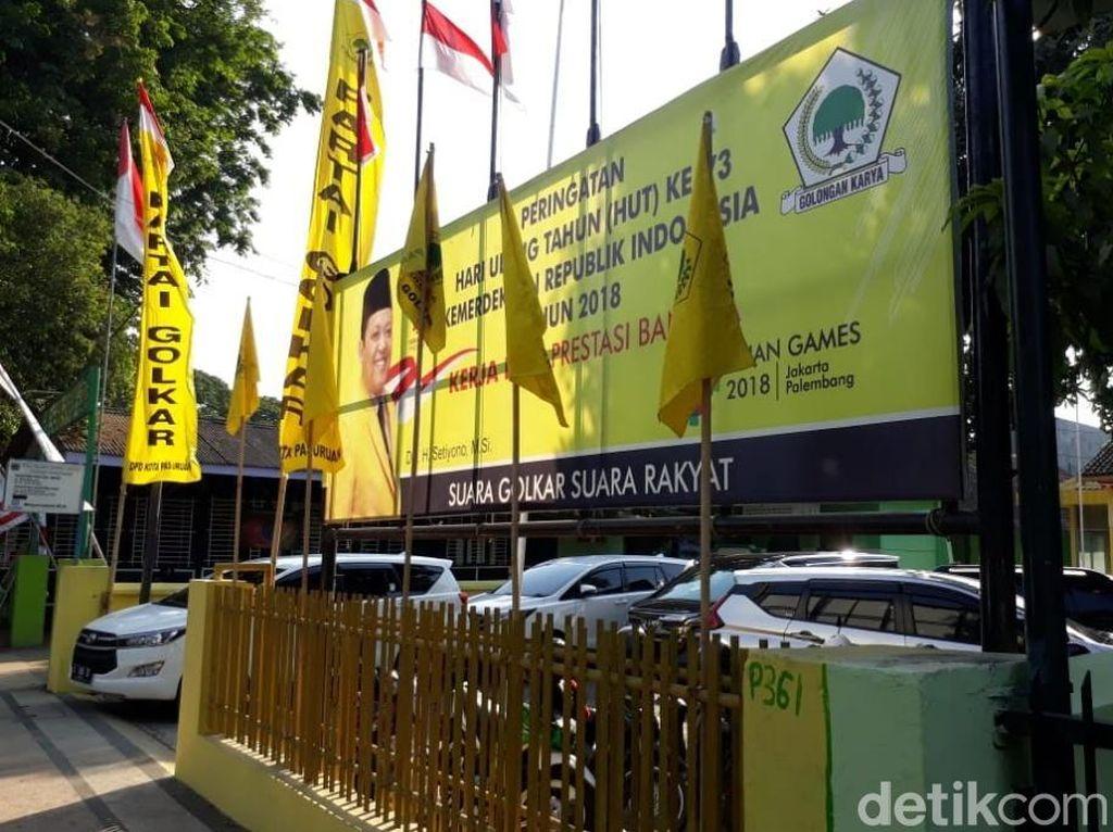 Wali Kota Setiyono Ditahan KPK, Golkar Kota Pasuruan Dipimpin Plt