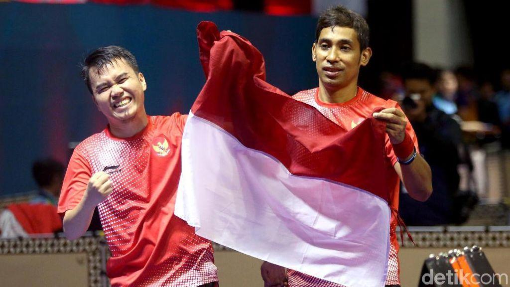 Indonesia Capai Target di Asian Para Games, Menpora: Alhamdullilah !