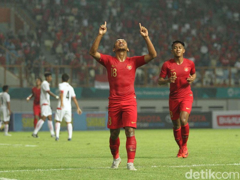 Irfan Jaya Punya Modal Bagus Tembus Skuat Piala AFF 2018