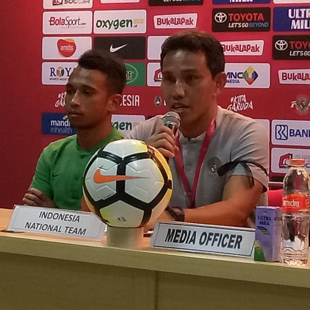Bima Sakti: Gol-Gol ke Gawang Myanmar Seperti Saat Latihan