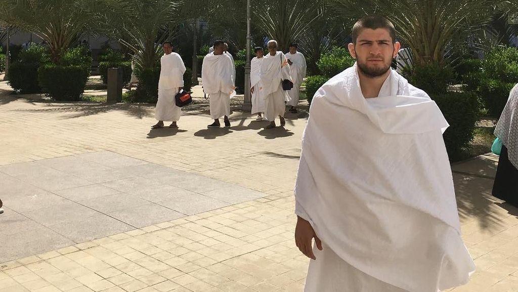 Khabib Nurmagomedov dan Tanah Suci Mekah