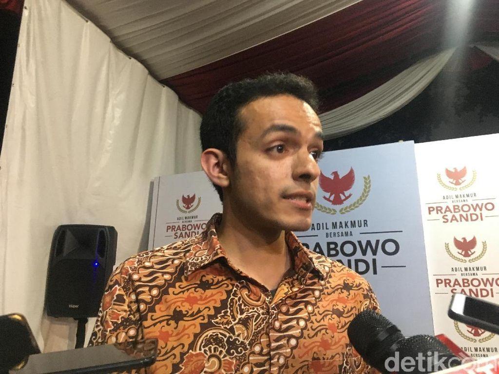 Soal Anak PKI Dukung Prabowo, Timses: Semua Warga Negara Punya Hak Pilih