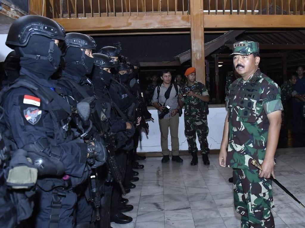 Panglima TNI yang Perintahkan Turun Paksa Pesawat Ethiopia di Batam