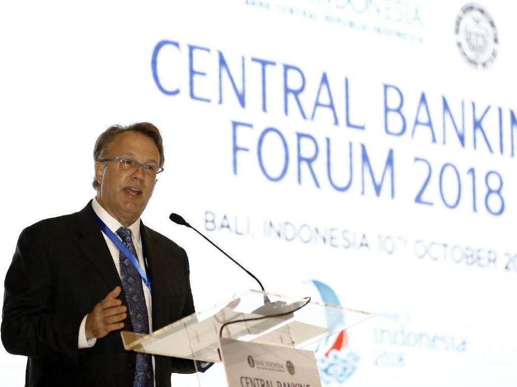 Hadir di IMF-WB, Perwakilan The Fed Isyaratkan Bunga Naik Lagi