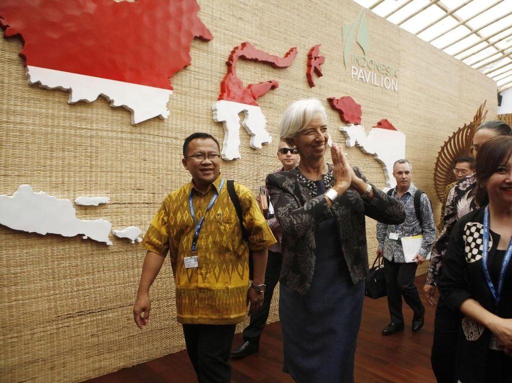 IMF ke Korban Gempa: Kami Berdiri Bersama Anda