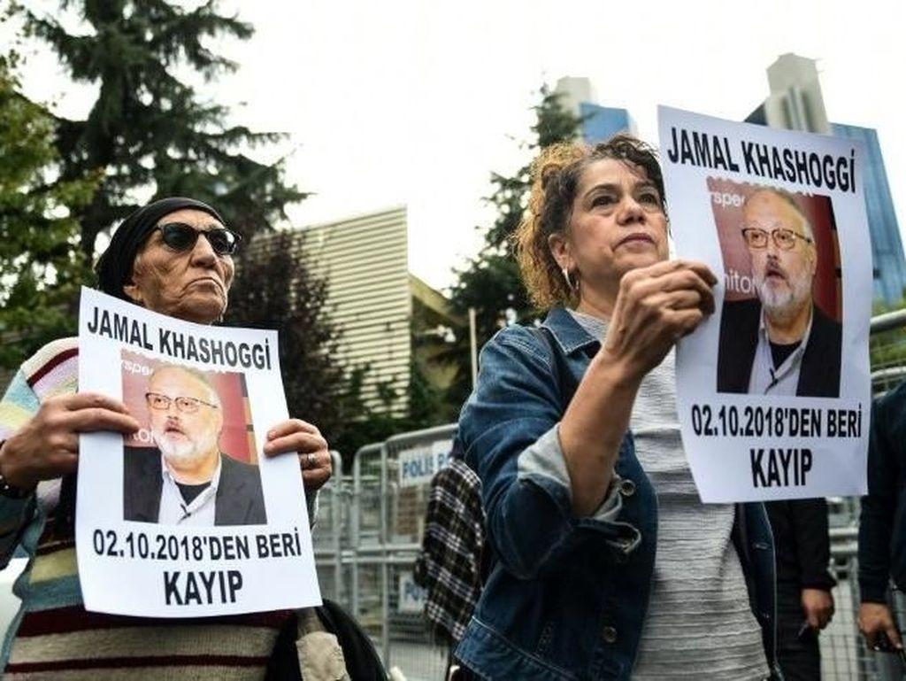 Turki Akan Rilis Hasil Penyelidikan Khashoggi Secara Transparan