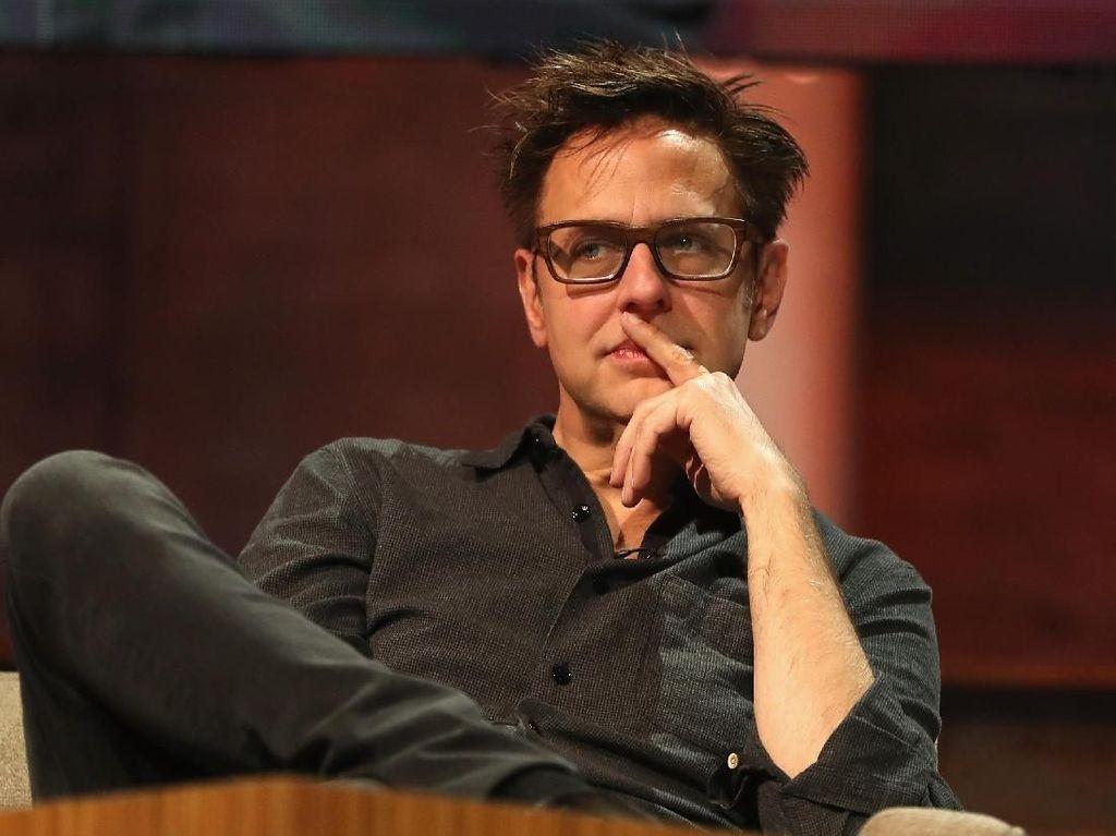 Garap Suicide Squad, James Gunn Dapat Hadiah dari Marvel