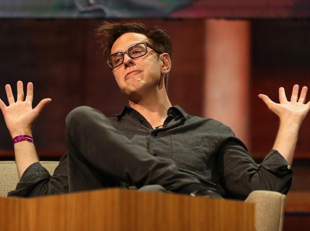 Dipecat dari Disney, James Gunn Diistimewakan Warner Bros