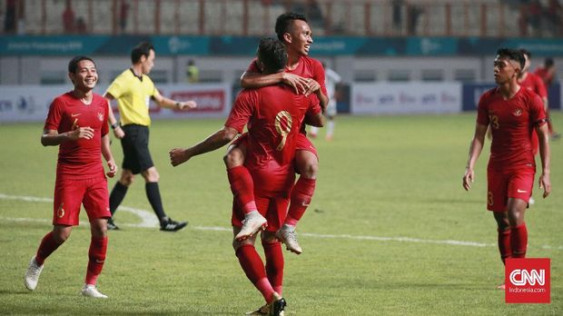 Timnas Indonesia bakal bermain menyerang saat menghadapi Singapura.