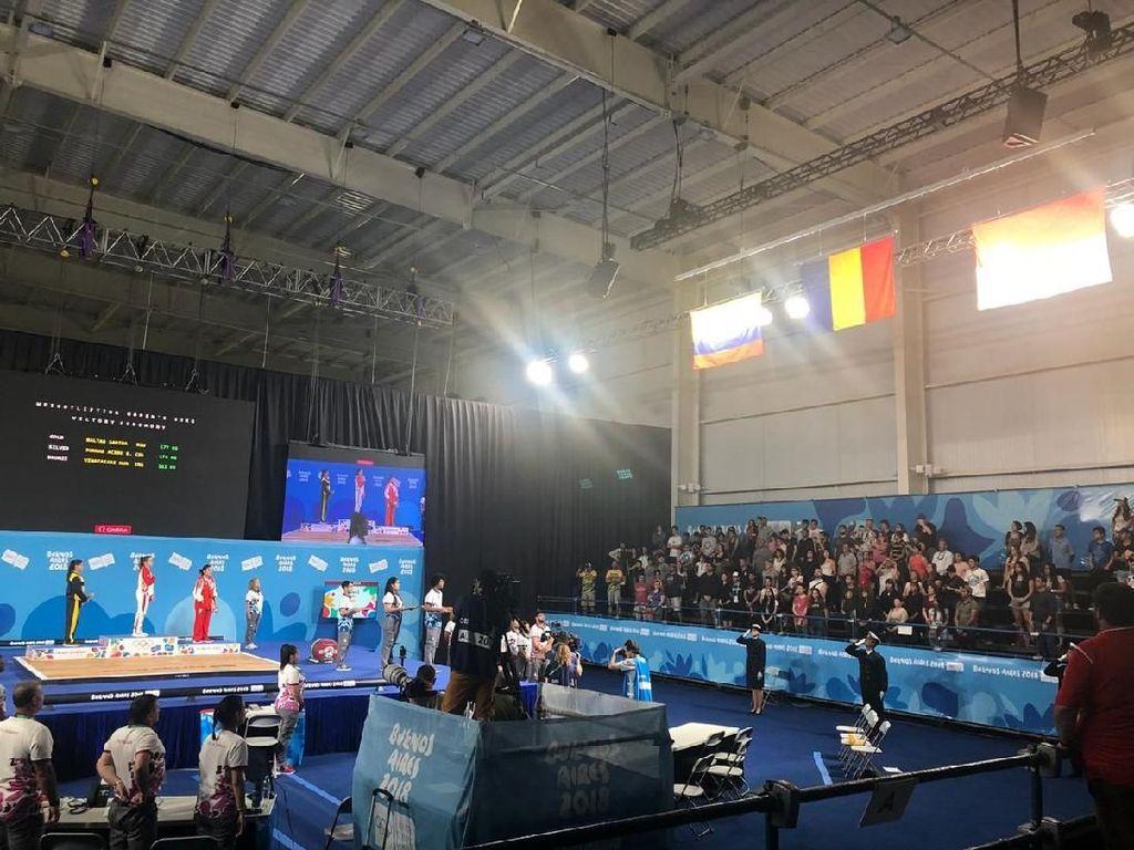Nur Vinatasari Persembahkan Medali Pertama untuk Indonesia di Olimpiade Remaja