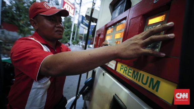 Harga Wajar Premium di Atas Rp8 Ribu Per Liter