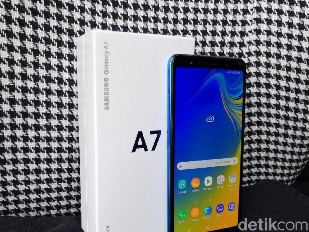 Galaxy A7 dan A9 Datang, Begini Nasib Galaxy A6 dan A8