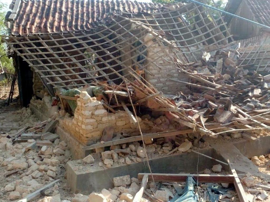 Gempa Situbondo Akibatkan 4 Warga Tewas dan Ratusan Rumah Rusak