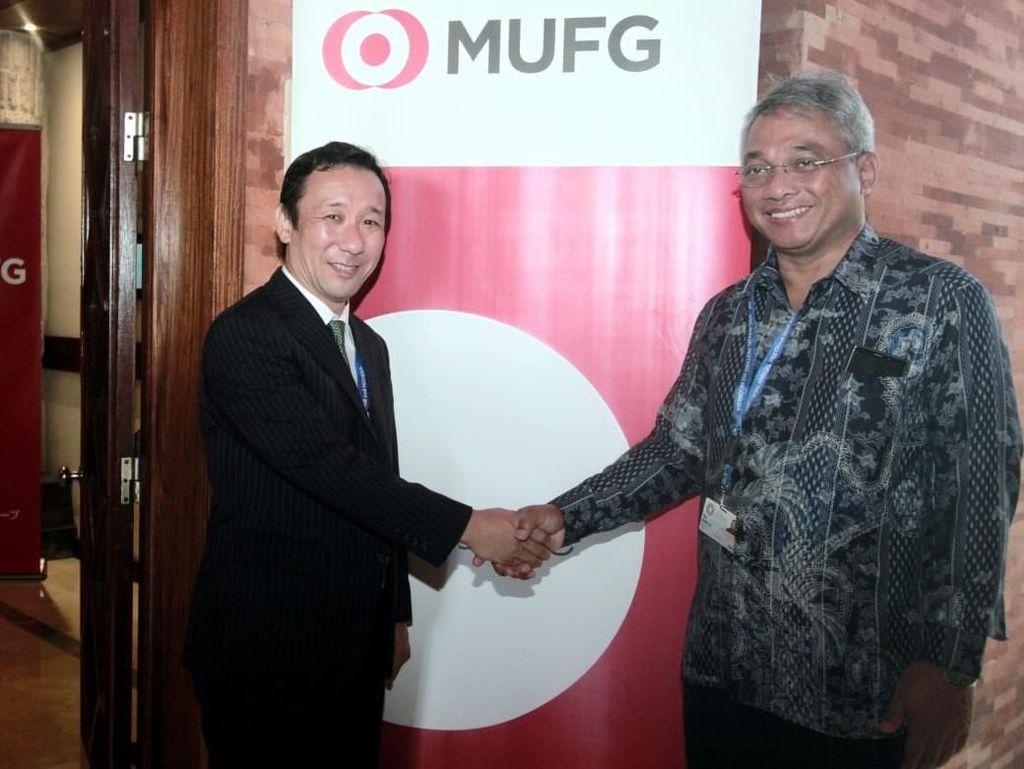 BNI dan MUFG Berkomitmen Tingkatkan Transaksi Ekspor Indonesia