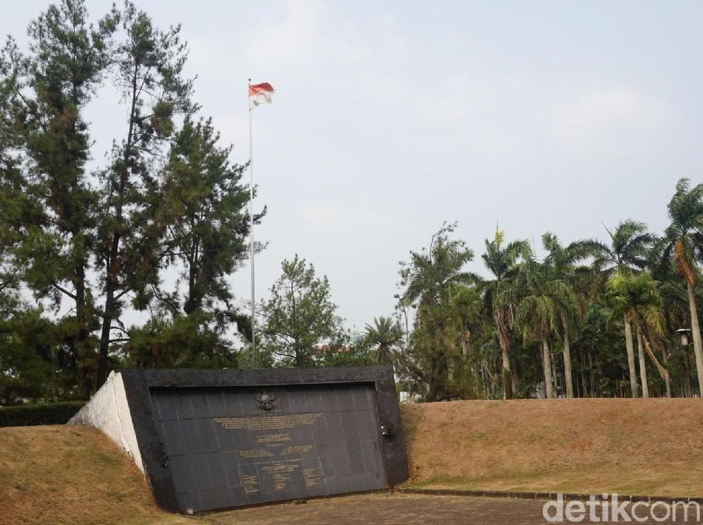 Foto: Monumen Bersejarah di Tengah BSD City, Sudah Tahu Belum?