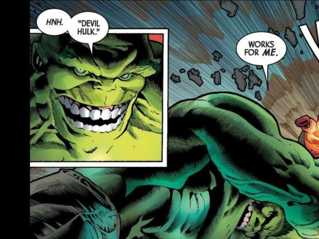 Hulk Kini Berganti Nama