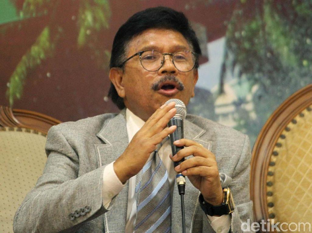 NasDem Bela Jaksa Agung soal Intervensi Capim KPK: Cenderung Fitnah