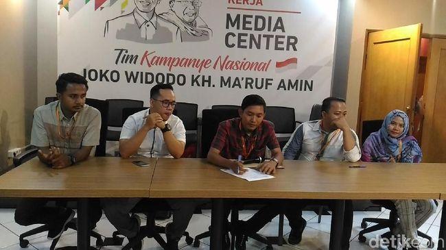 Mahasiswa Central Pro Beri Dukungan untuk Jokowi-Ma'ruf Amin