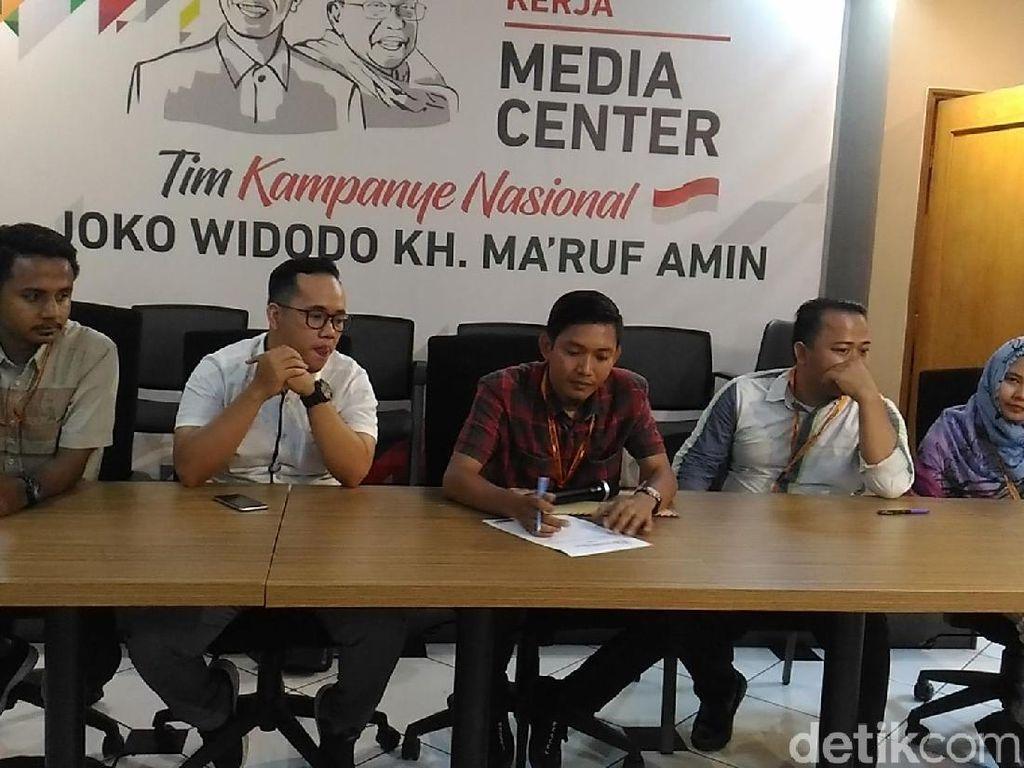 Mahasiswa Central Pro Beri Dukungan untuk Jokowi-Maruf Amin