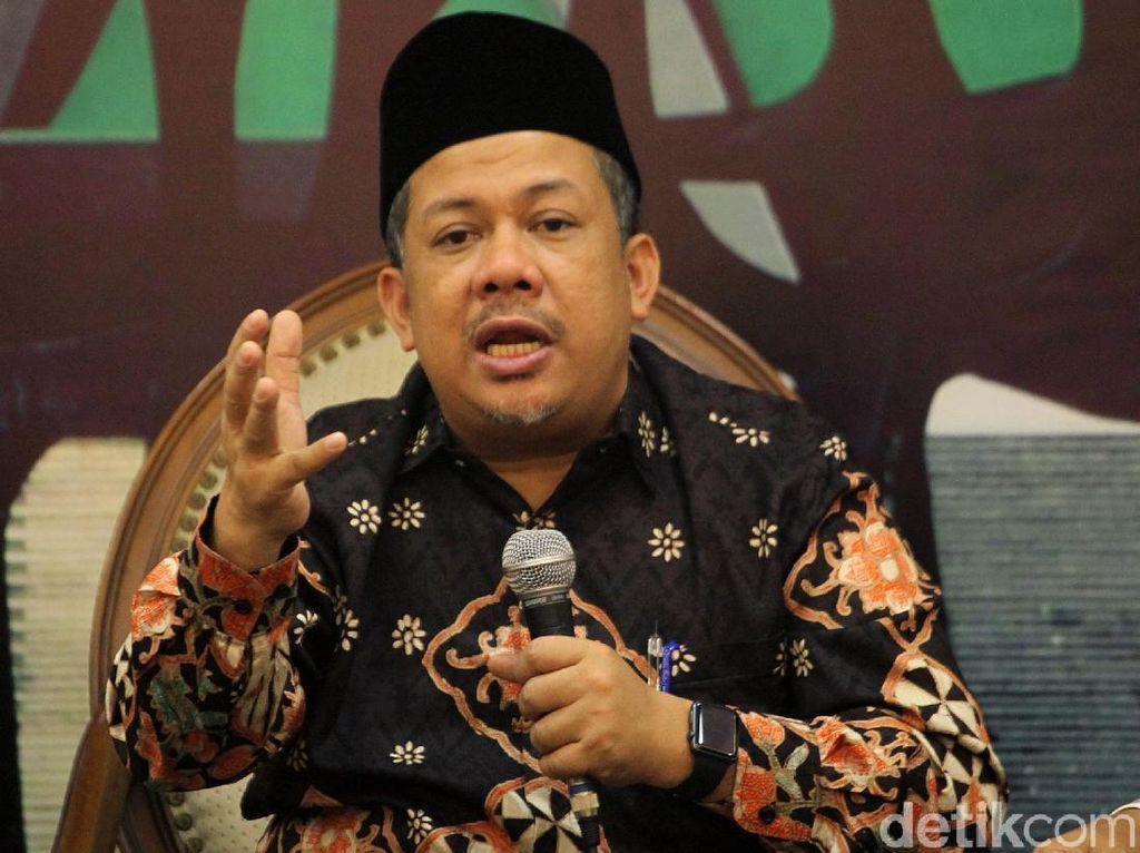 Fahri Hamzah: Bapaknya Pak Prabowo Juga Pernah Singgung APBN Bocor