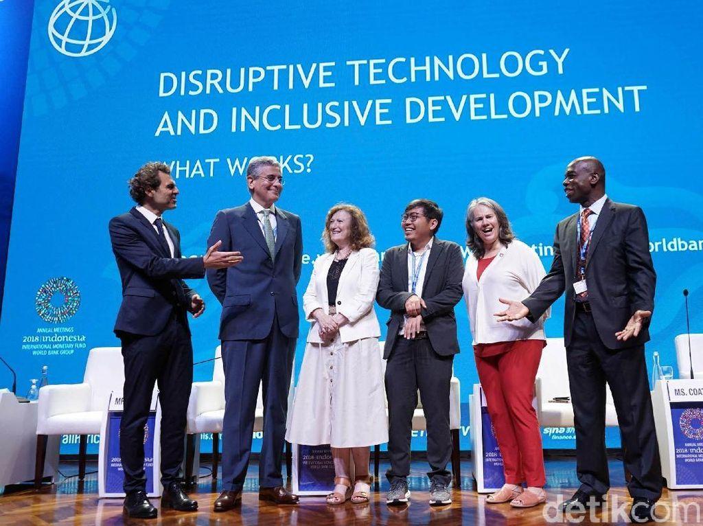 Peran Anak Muda dalam Dunia Industri
