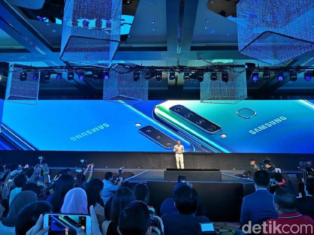 Pasar Smartphone Kian Ganas, Bos Samsung Umbar Strateginya