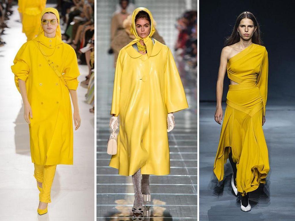Tren Fashion Tergila 2018: Thong Jeans Hingga Kalung Menyatu dengan Kulit
