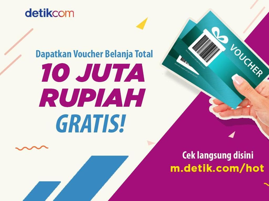 Ikut Quiz Ini untuk Belanja Gratis sampai Puluhan Juta Rupiah