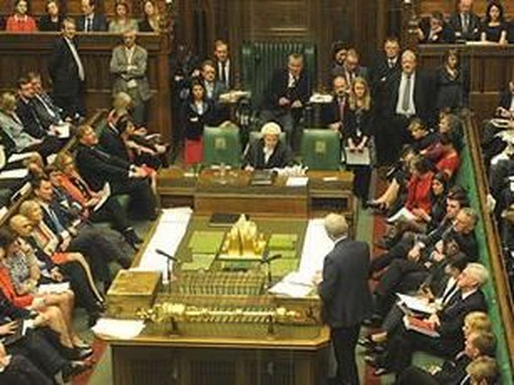 Bangga! Anggota Parlemen Inggris Pakai Bahasa Indonesia Saat Sidang