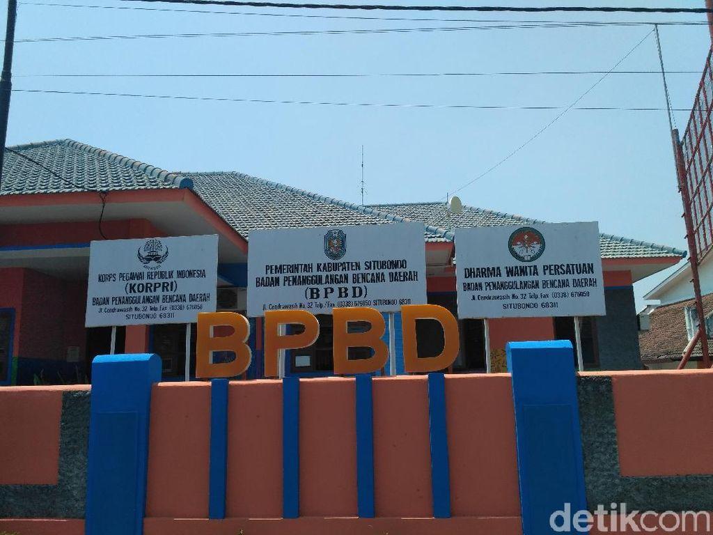 BPBD Situbondo Laporkan 8 Bangunan Rusak akibat Gempa M 6,0