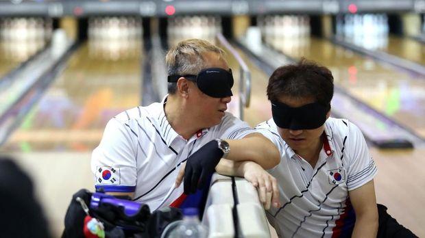 Cabang olahraga blind bowling dipertandingkan di Asian Para Games 2018.