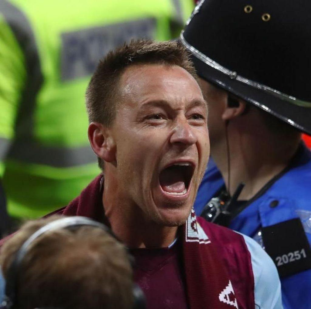 John Terry Jadi Asisten Manajer Aston Villa