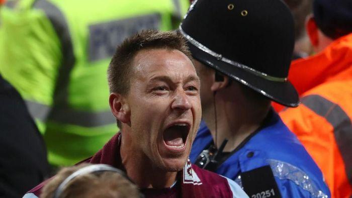 John Terry diyakini akan menjadi manajer Chelsea di masa depan. (Foto: Clive Mason/Getty Images)