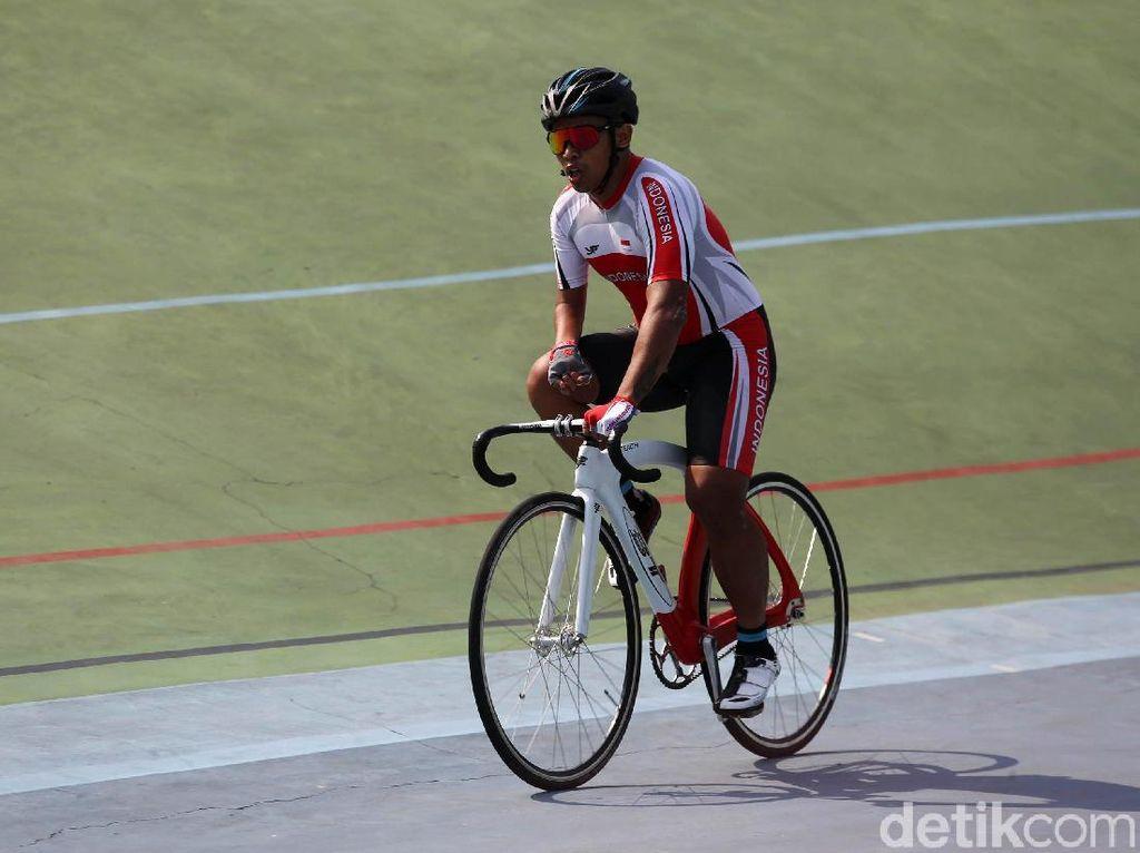 Tryagus Arief Rachman si Atlet Serbabisa di Asian Para Games