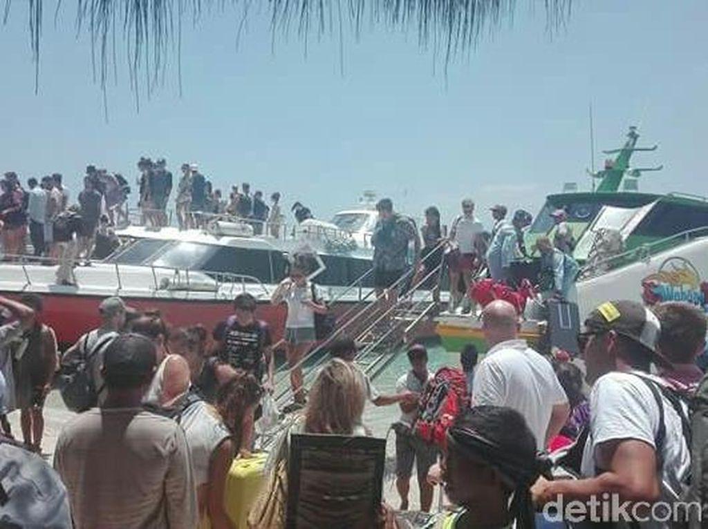 Alhamdulillah, Wisatawan Berdatangan Lagi ke Gili Trawangan