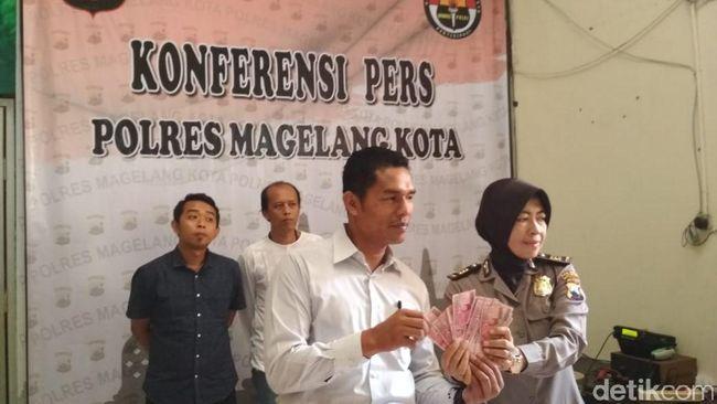 Berita Polisi Magelang Ungkap Korupsi KUR BRI Bernilai Ratusan Juta Senin 20 Mei 2019