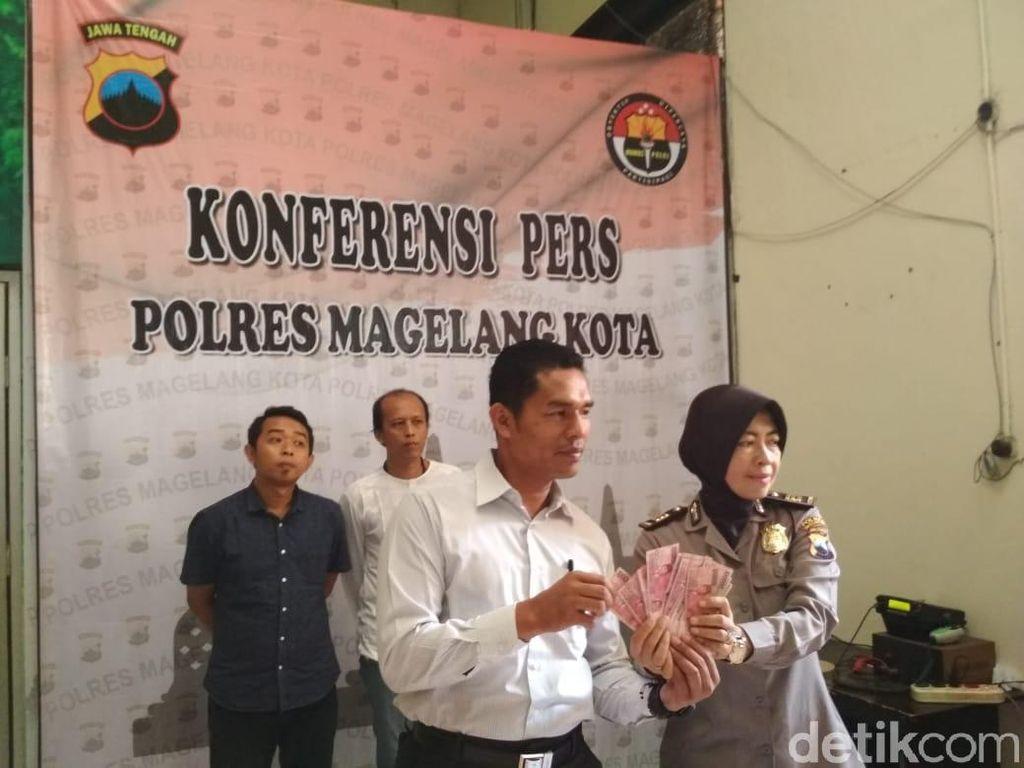 Polisi Magelang Ungkap Korupsi KUR BRI Bernilai Ratusan Juta
